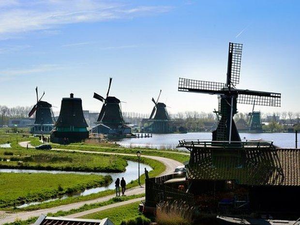 Country House in Zaanse Schans, North Holland, Netherlands 1