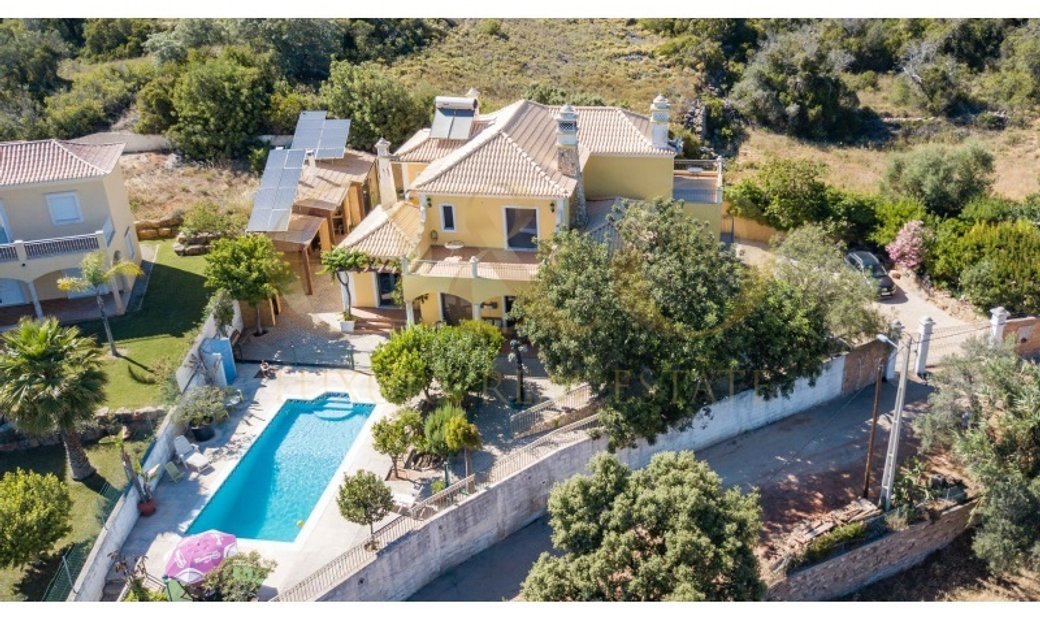 Great villa near Loule