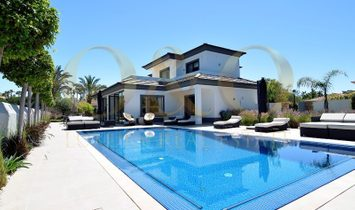 Modern 4 bedroomed Villa in Quinta Verde on the outskirts of Quinta do Lago