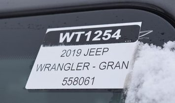 2019 Jeep Wrangler Unlimited