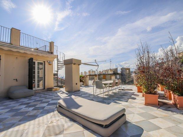 Penthouse in Piane di Rosso, Liguria, Italy 1
