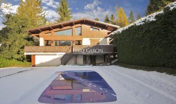 Chalet for sale in Rochebrune, Megève