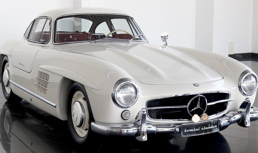 1955 Mercedes-Benz 300