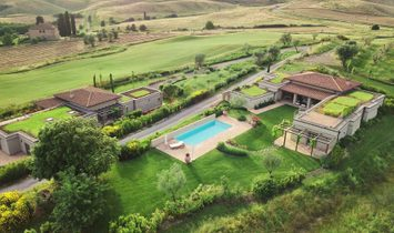 Marvellous New Build Villas In The Tuscan Countryside