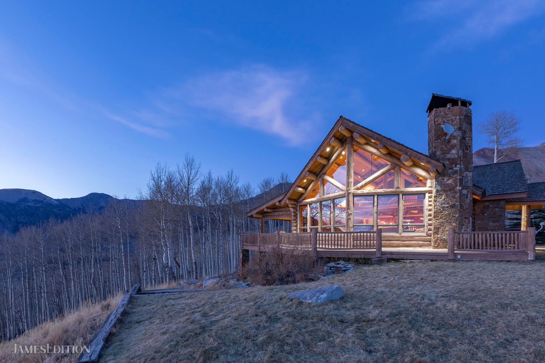 House in Telluride, Colorado, United States 1