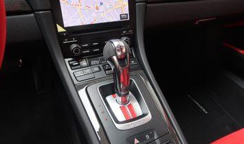 2019 Porsche GT2RS rwd