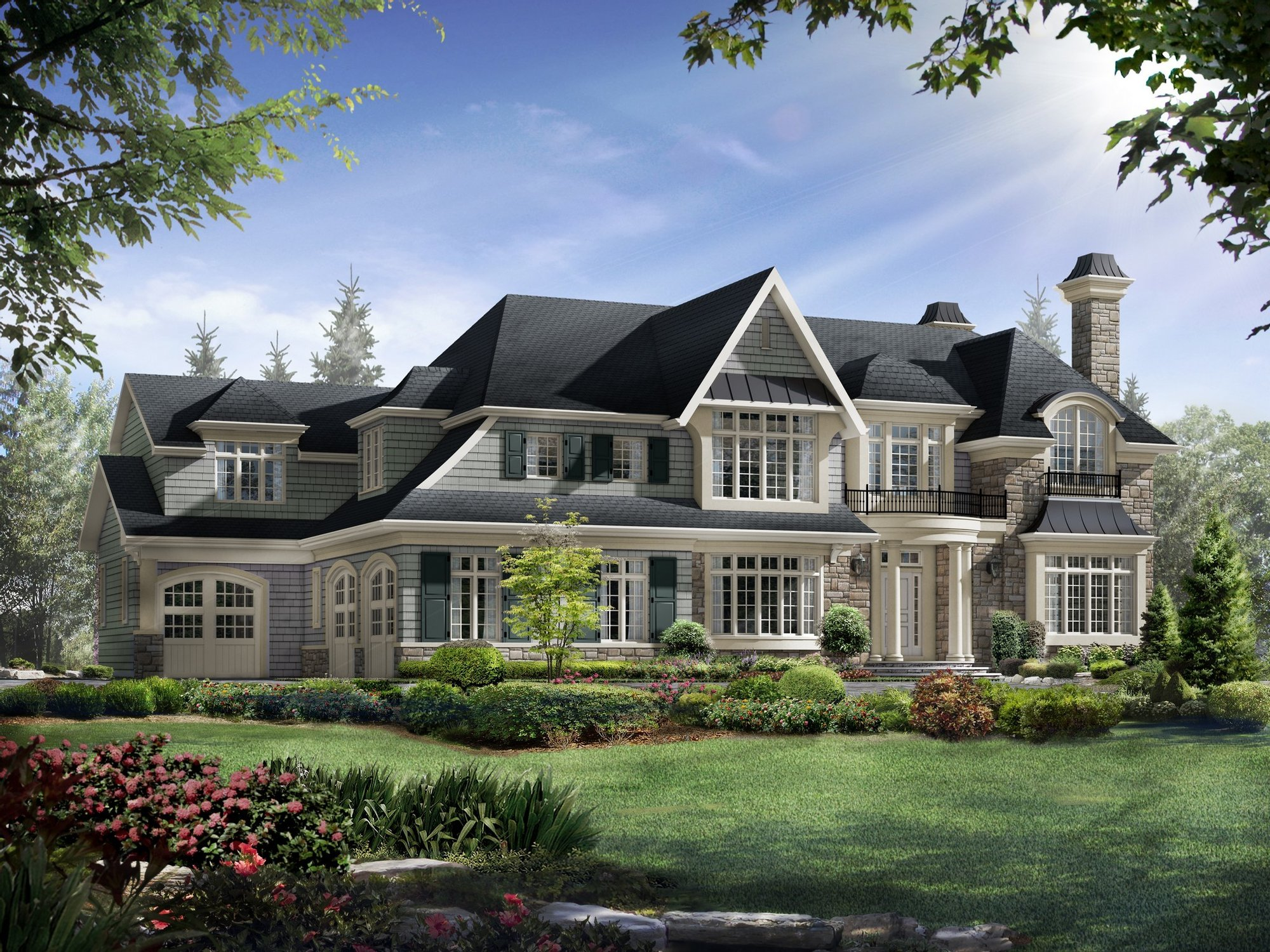 House in Huntington Station, New York, United States 1 - 10750950