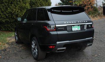 Land Rover Range Rover Sport HSE