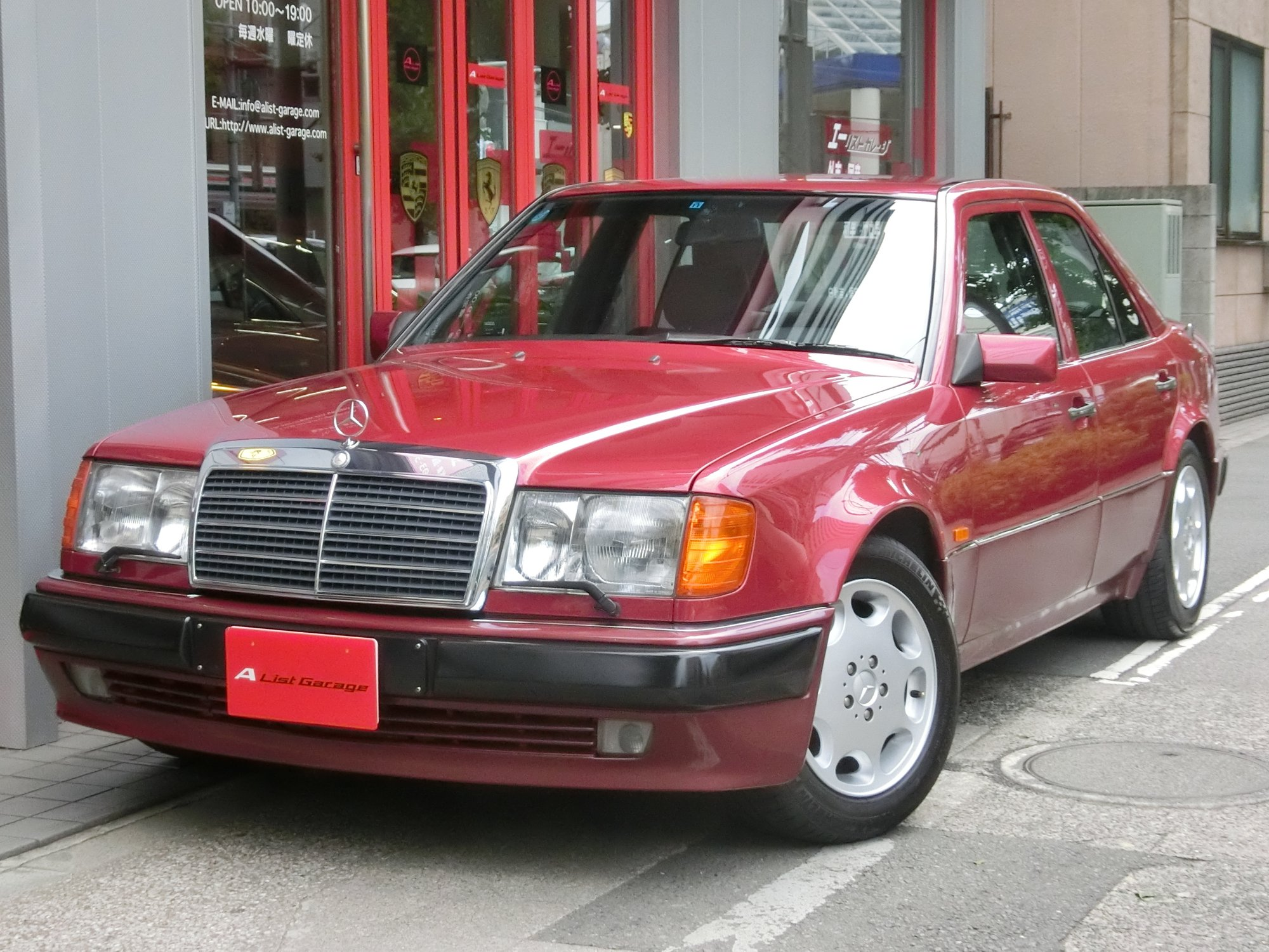 1992 Mercedes-Benz E 500 in Tokyo, Japan for sale (10751847)