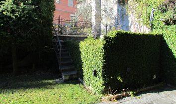 Villa in Como with wonderful city view
