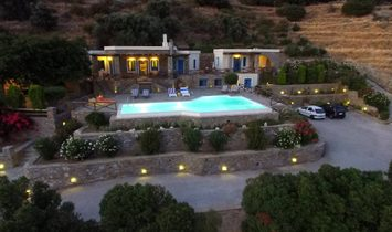 Andros, luxury villa for sale