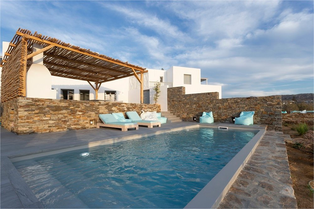 Villa in Naxos, Decentralized Administration of the Aegean, Greece 1