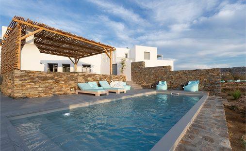 Villa in Naxos, Greece