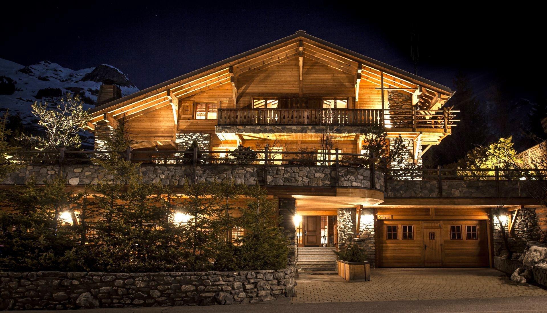 Chalet in Bagnes, Valais, Switzerland 1 - 10753269