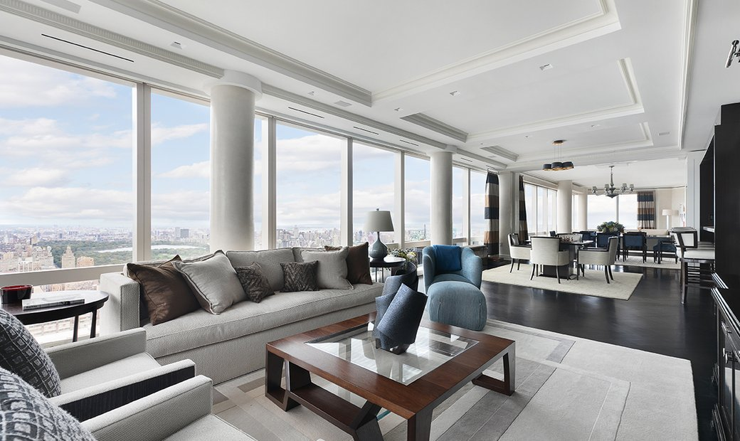 Over 80 Linear Feet of Wonderful Central Park Views