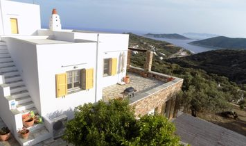 Sifnos, exclusive villa
