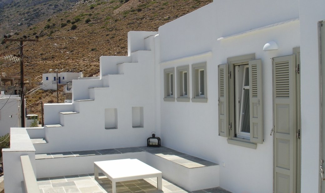 Sifnos, Kamares, villa for sale