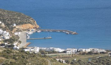 Sifnos, family house with sea view