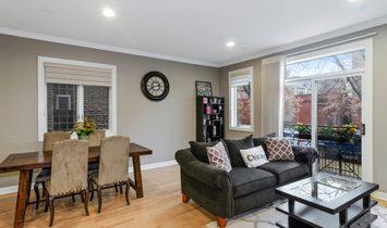 Three Bedroom Bucktown Duplex