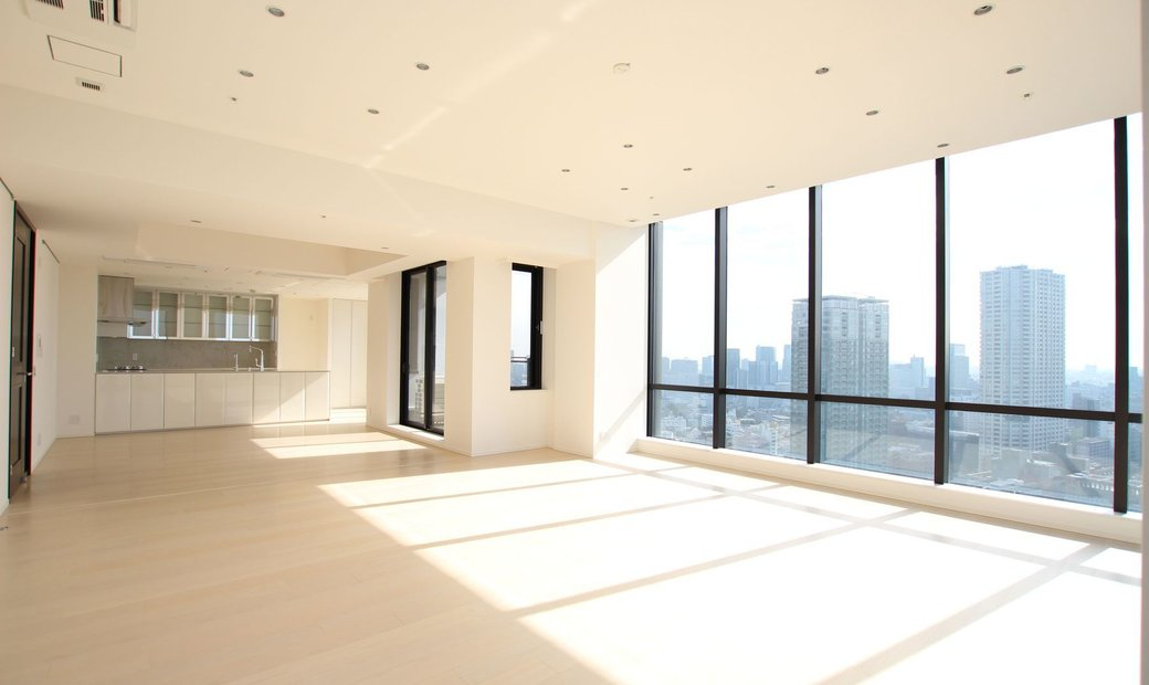 The Park House Shirokane Nichome Tower