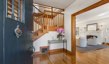 Refined Four Bedroom Crocker Colonial