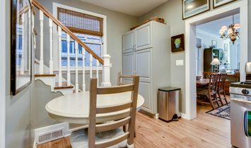 Located In Highly Desirable West Wash Park.