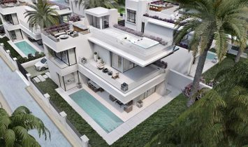 Marbella Golden Mile Villa