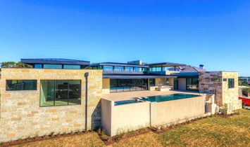 Exquisite Contemporary With  Hill Country Views