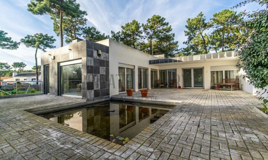Villa V4 Herdade da Aroeira