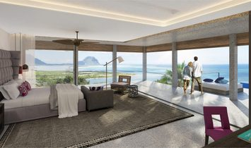 Exceptional villa of 5 beds with breathtaking sea views