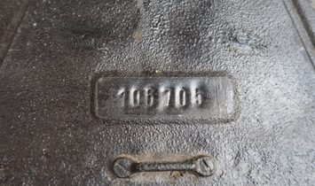 1959 Porsche 356 rwd