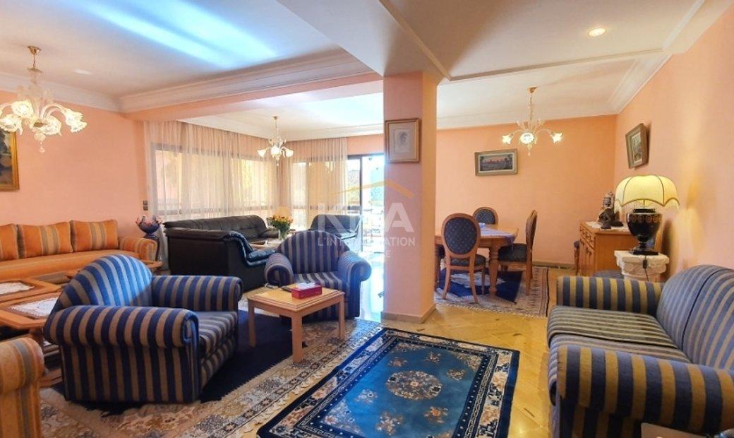 Très bel Appartement au sein d'une belle résidence avec ascenseur en plein Hivernage