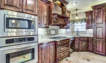 Gorgeous 4 Bedroom 3 Bath Home On Almost An Acre