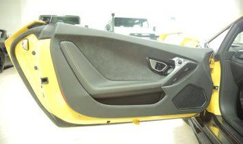 2015 Lamborghini Huracan LP610-4 Carbon Fiber