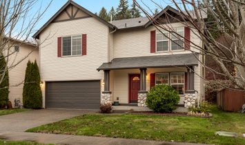 Peaceful Bothell Charm