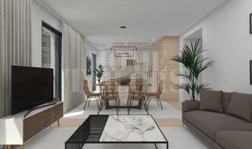 New T2 Apartment in Campolide