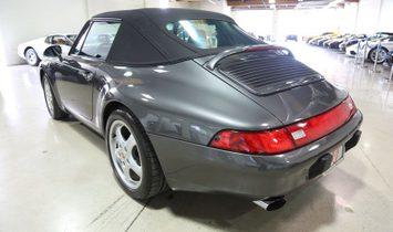 1997 Porsche 911 CARRERA 2 (993) CABRIOLET