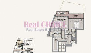 2BR Luxury Living Unique Architectural Style