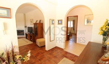 Beautiful 3 bedroom villa set on a large plot of land in Barão de São João