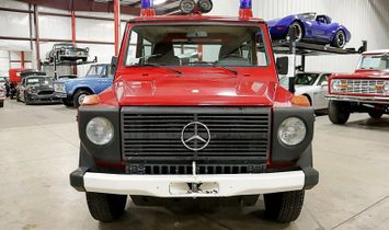 1983 Mercedes-Benz 280GE