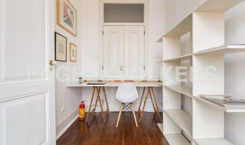 Four bedrooms Apartment in Príncipe Real