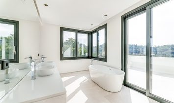 Stunning contemporary villa in ZAGALETA, Spain,  the most prestigious private estate in Europe
