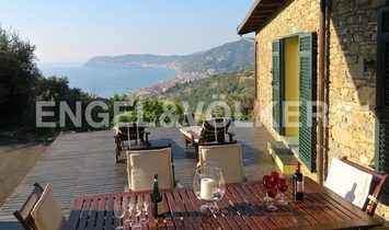 Villa in Alassio, Liguria, Italy