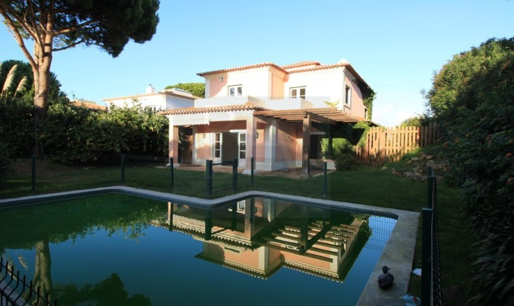 Villa with 5 bedrooms - Garden and Swimming Pool - Sand / Cascais
