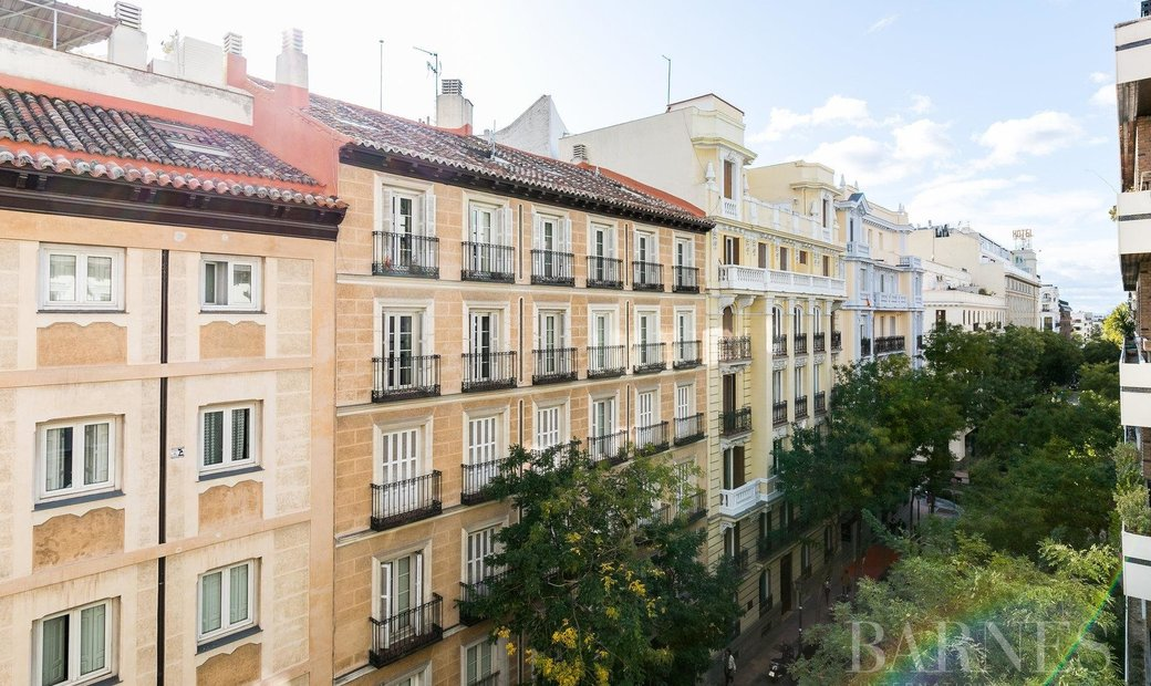 Sale - Apartment Madrid (Recoletos)