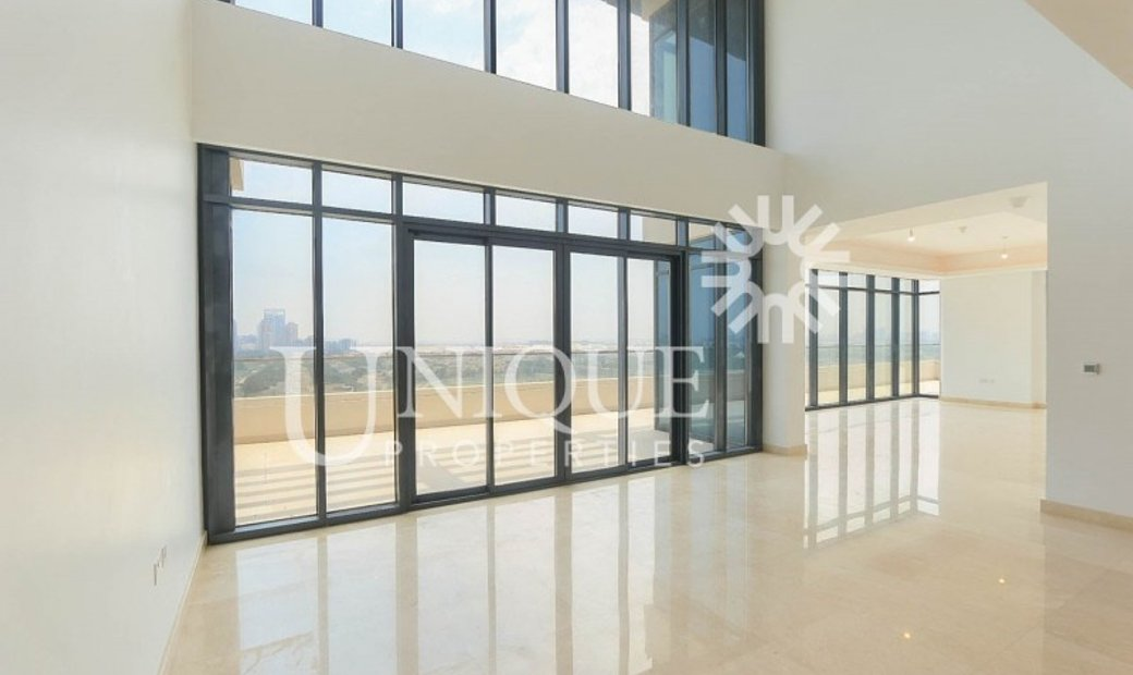 5 Bed Penthouse with Full Golf Course view