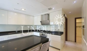 Full Marina View | Al Anbar 4 BR | High floor