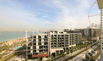 Dubai Eye + Sea view, Unique Layout, Handed over
