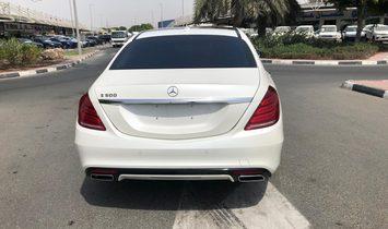 2017 Mercedes-Benz S 500 rwd
