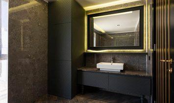 Oriental style 550 sqm luxury villa in Antalya